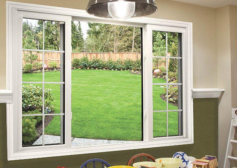 Modern Slider windows design