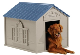 Suncast Dog House