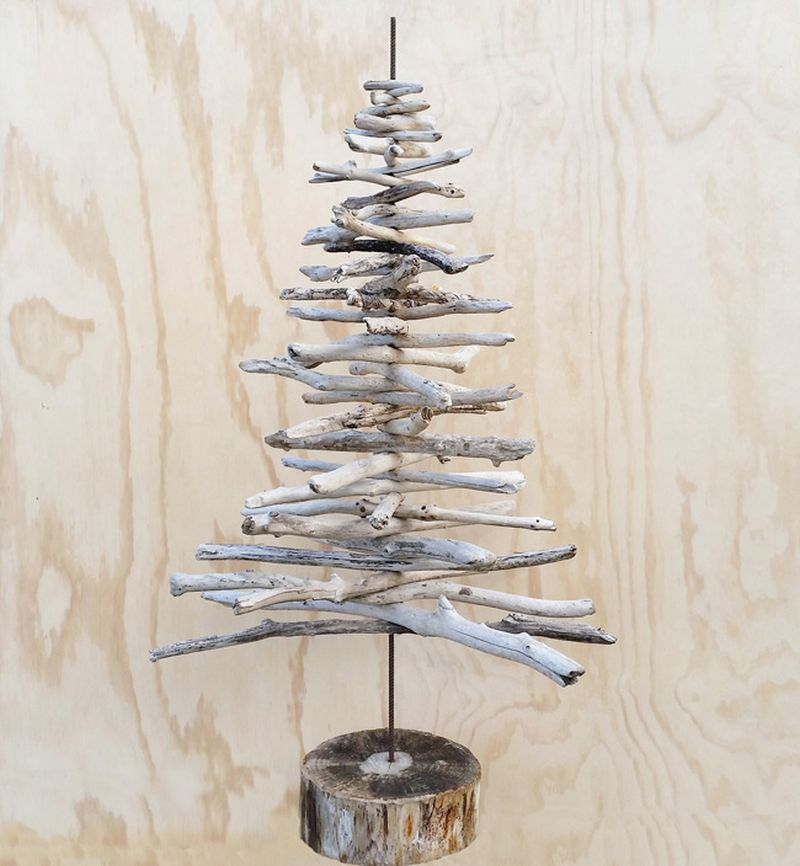 Tabletop Christmas Tree from DriftWood