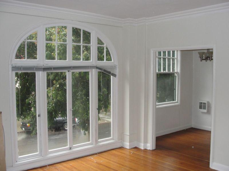 Modern Transom windows design