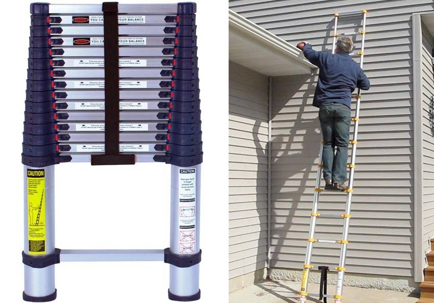 Xtend-&-Climb-Telescoping-Aluminum-Ladder