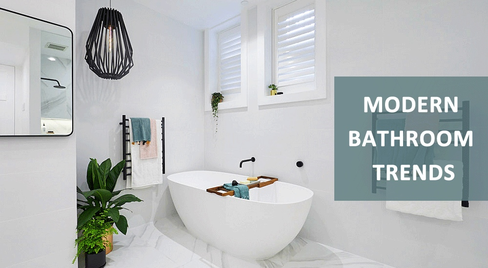 fetching contemporary bathroom design | Ultra-Modern Bathroom Ideas and Trends in 2019
