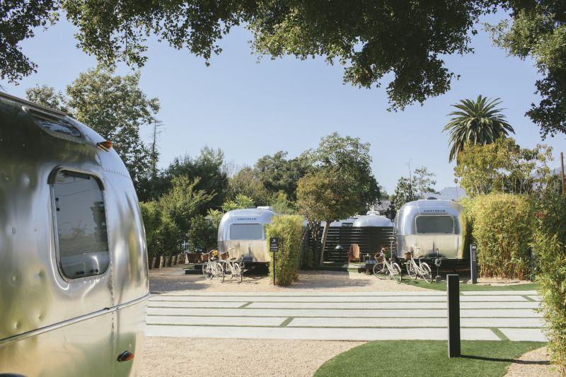 AutoCamp at Santa Barbara