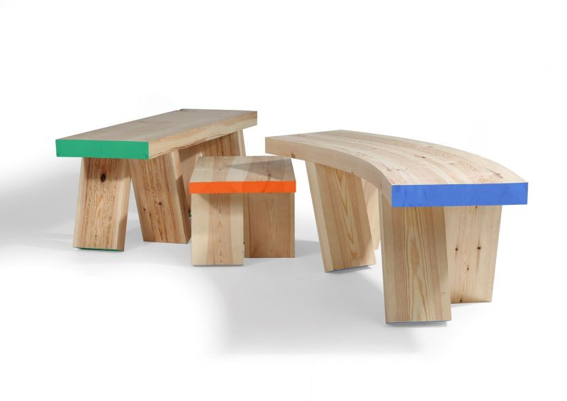 Bench Gang by Christian Cowper