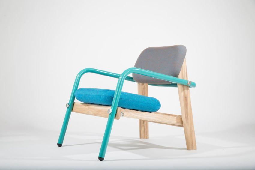Billy Chair by Joe Smith