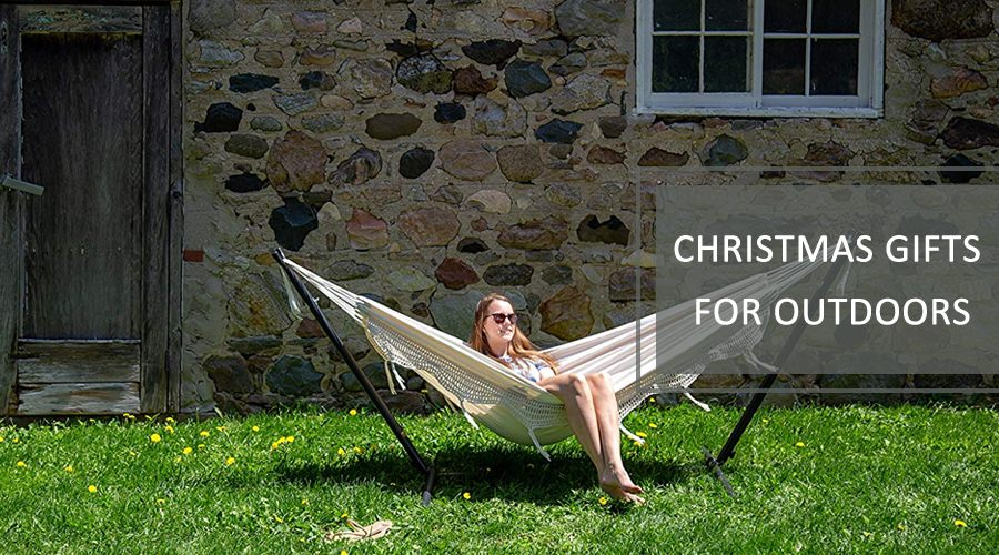Christmas Gifts for Outdoors