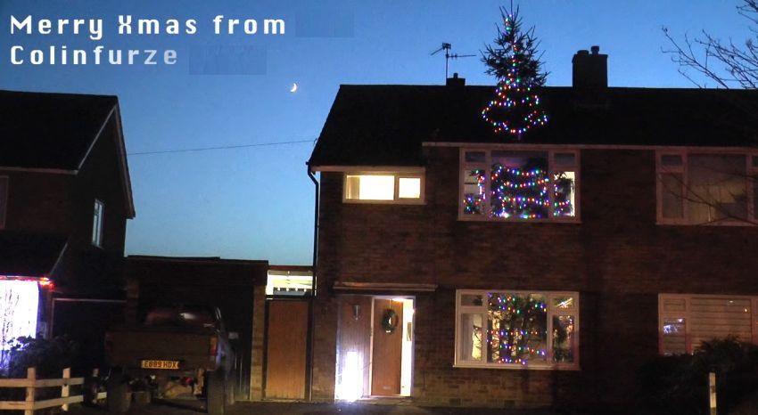 Colin Furze Christmas Tree DIY