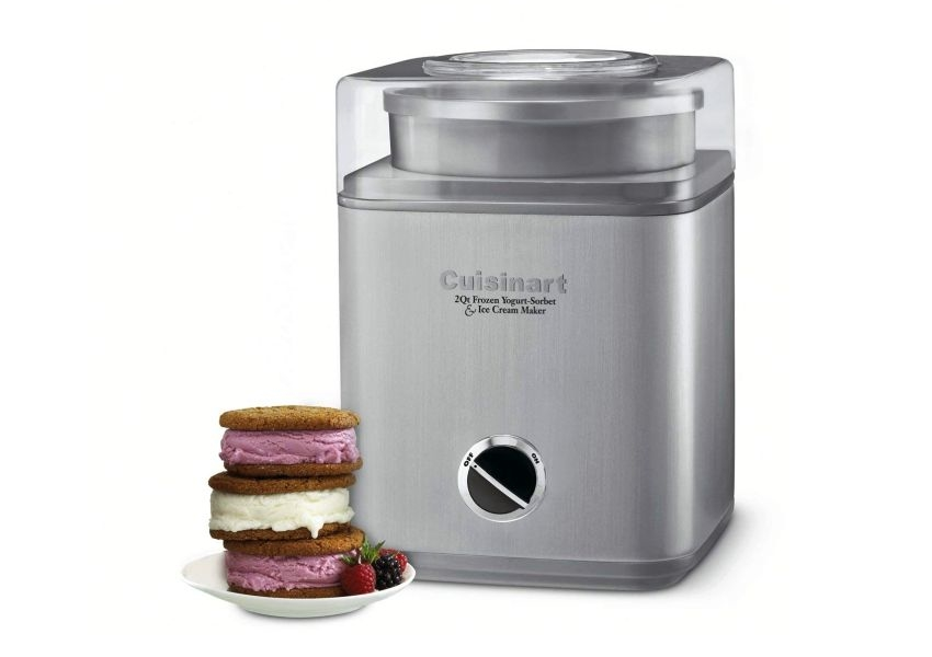 Cuisinart ICE-30BC Ice Cream Maker and Yoghurt Maker