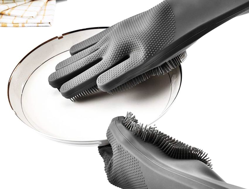 Scrubber Gloves for Washing Dishes