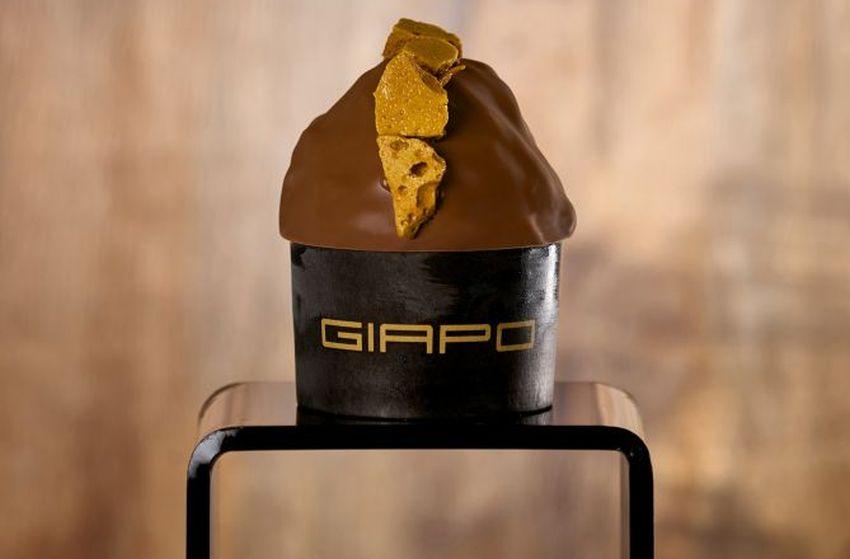 Giapo Hokey Pokey Ice Cream