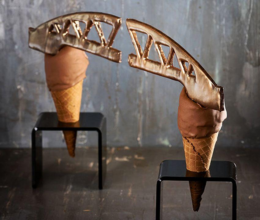 Giapo Kitchen Auckland Harbour Bridge Ice Cream