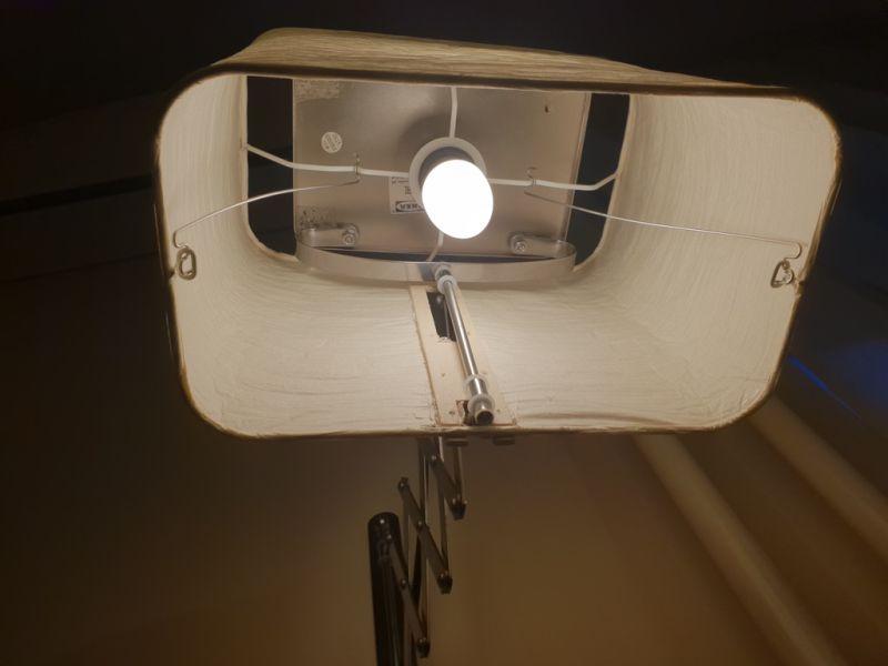 Ikea Frack Hack: Wall-Mounted Reading Light