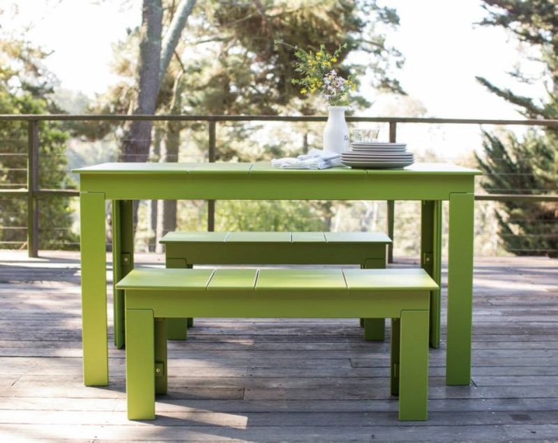 Loll Designs' Outdoor Furniture Made from Recycled Plastic