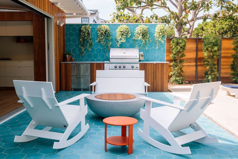 Loll Designs Outdoor Furniture Made From Recycled Plastic