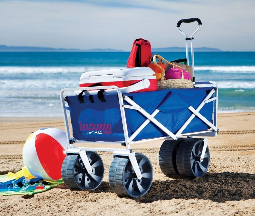 Mac Sports Beach Wagon