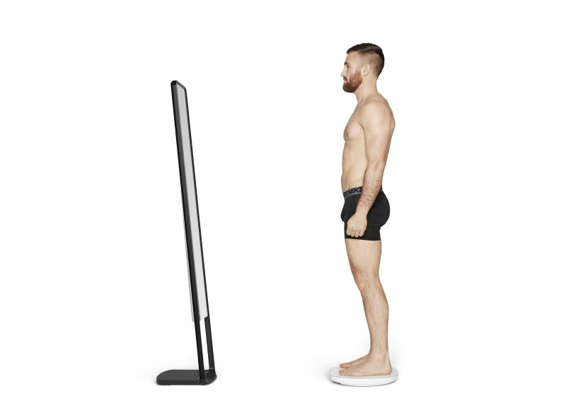 Naked Labs 3-D Body Scanner Now Shipping in US