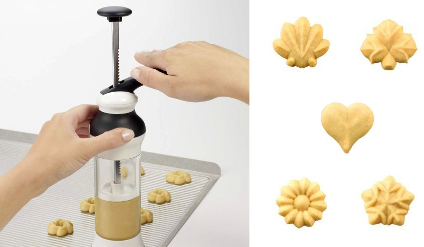 OXO Cookie Press cookie maker