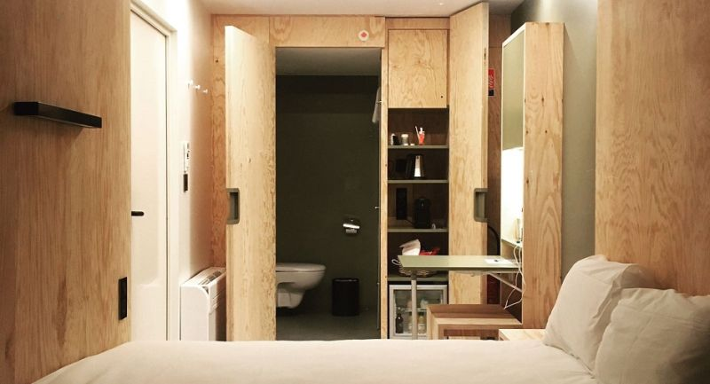 Ora Ito Flying Nest Mobile Shipping Container Hotel in French Alps