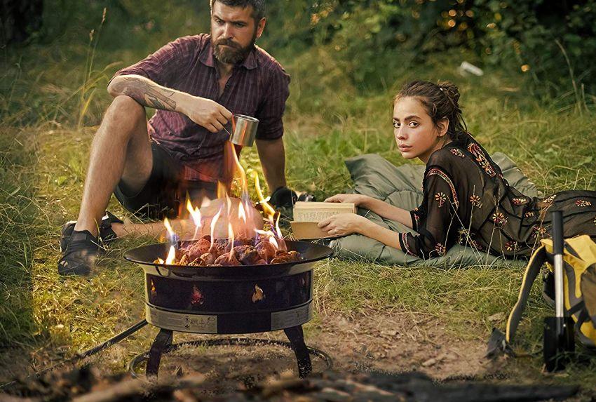 Outland Firebowl Outdoor Portable Propane Gas Fire Pit on Outland Firebowl Propane Fire Pit id=37968