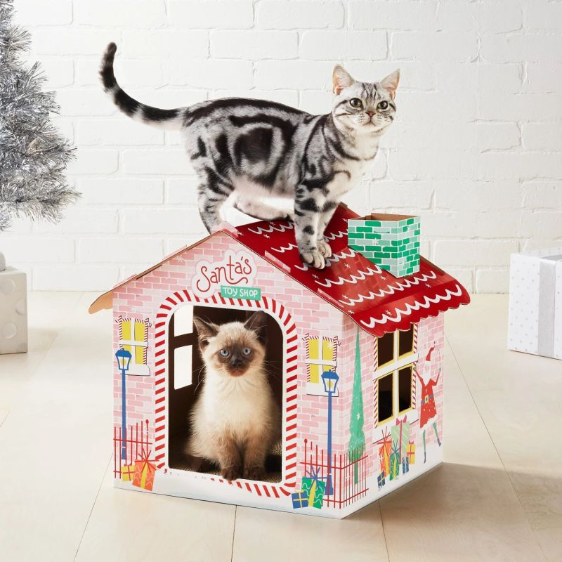 Target's is Selling Holiday-Themed Cat Scratchers_1