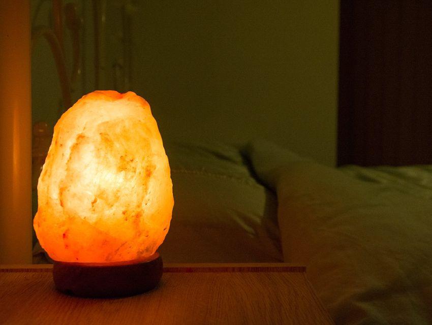 WhiteSwade Himalayan Salt Lamp