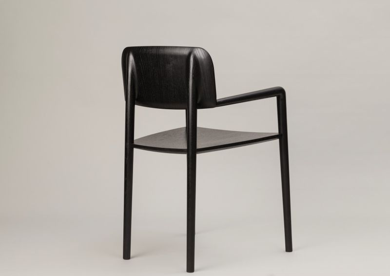 mahu chair by Kevin Gerstmeier