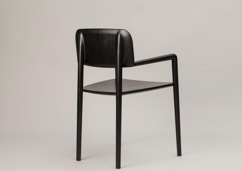 mahu chair by Kevin Gerstmeier