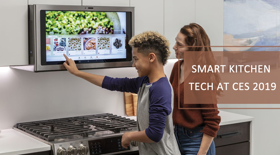 Best Smart Kitchen Accessories and Appliances at CES 2019