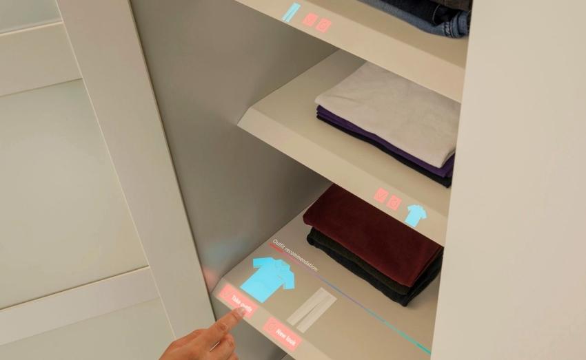 Bosch Interactive Laser Projection Module - CES 2019
