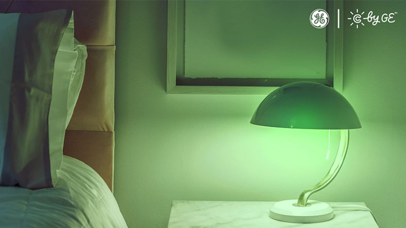 C by GE's Color-Changing Smart Bulbs at CES 2019
