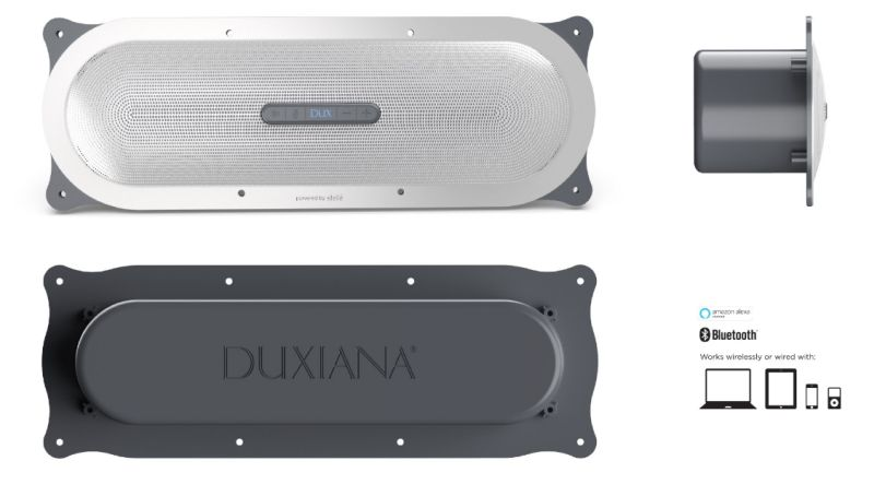 DUX in Partnership with stellé Launches Alexa-Powered Bed at CES 2019