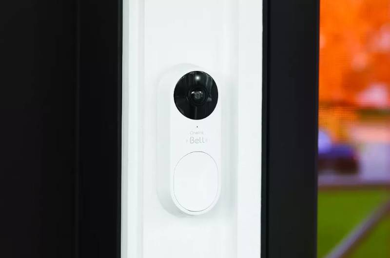 First Alert Onelink Bell Smart Doorbell