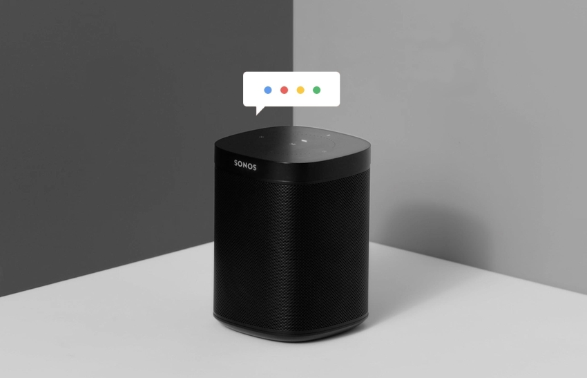Google Assistant for Sonos Speakers - CES 2019