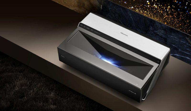 Hisense Series L UST 4K laser projector (H100LDA)