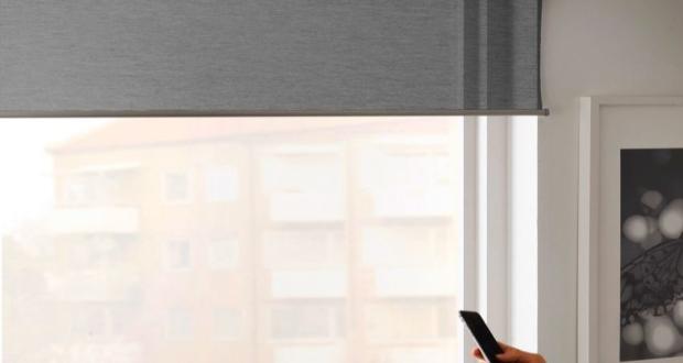 ikea s smart window blinds support amazon alexa. Black Bedroom Furniture Sets. Home Design Ideas