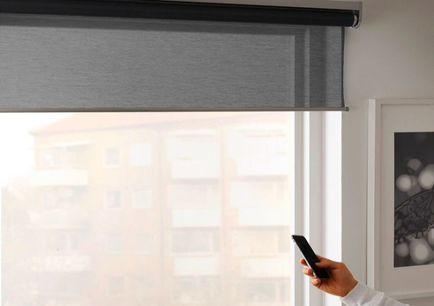 Ikea's Smart Window Blinds Support Amazon Alexa