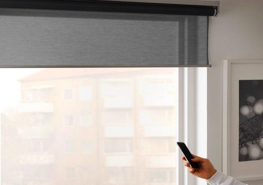 Ikea S Smart Window Blinds Support Amazon Alexa