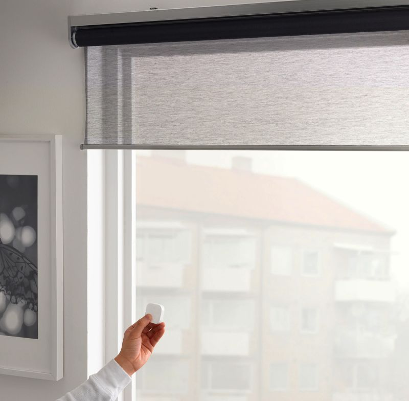 Ikea S Smart Window Blinds Support Amazon Alexa