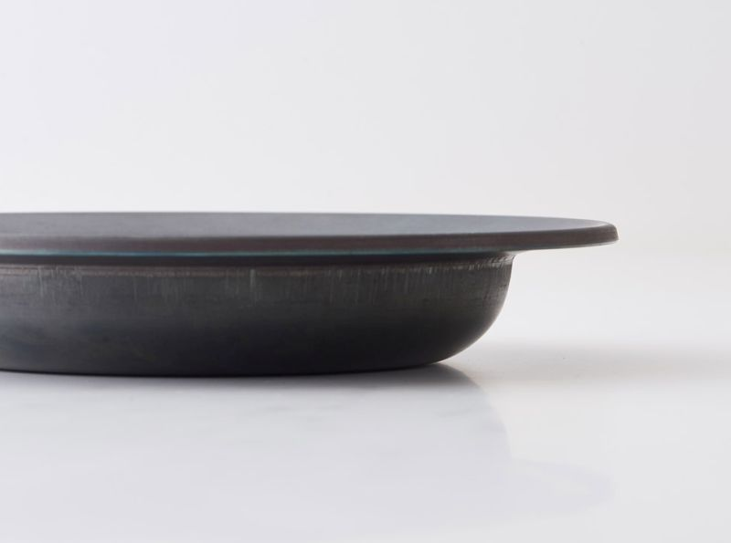 JIU Frying Pan can be Used as Bowl at Dining Table