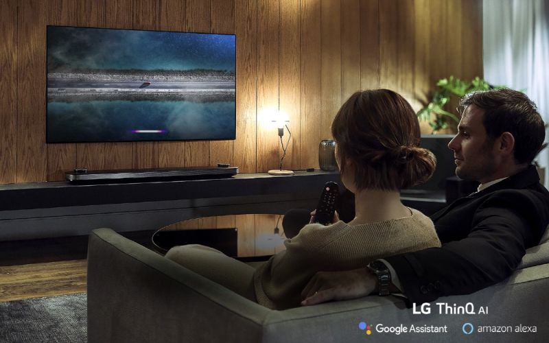 LG 2019 TVs with ThinQ AI, Alpha 9 Gen 2 Processor, HDMI 2.1 & More