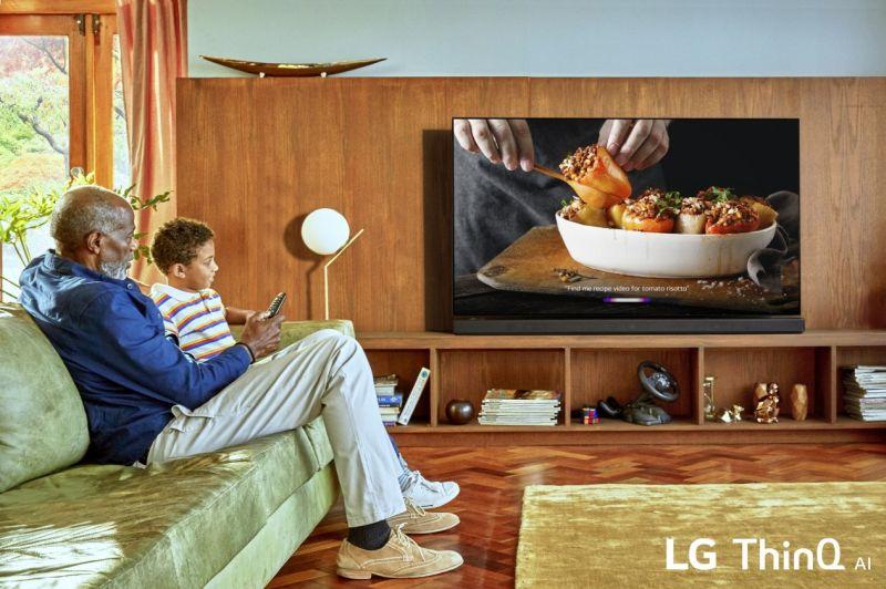 LG 2019 TVs with ThinQ AI, Alpha 9 Gen 2 Processor, HDMI 2.1 & More