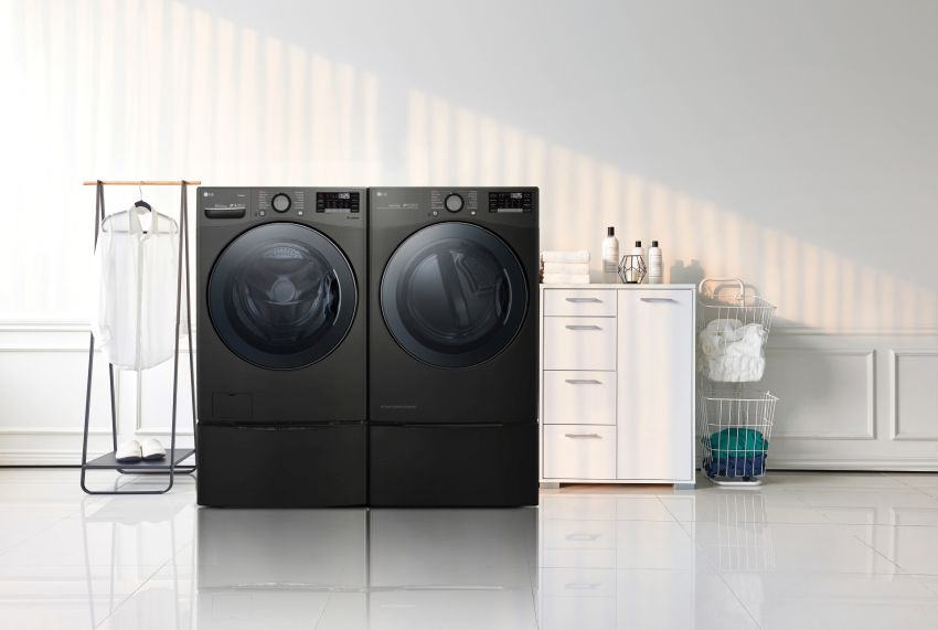 LG Debuting New TWINWash Washer and Dryer at CES 2019