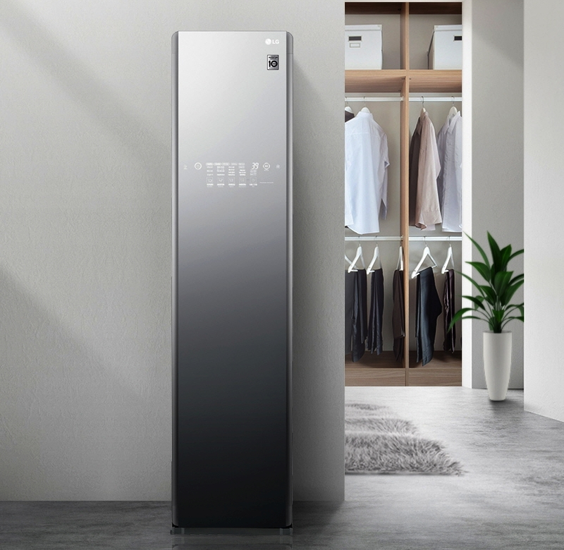LG Styler for Clothes- CES 2019