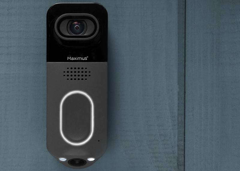 Maximus Answer Dual Camera Video Doorbell