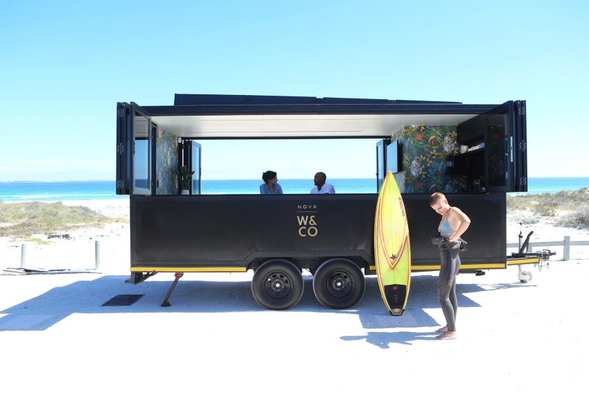 Nova Mobile Office by Work & Co