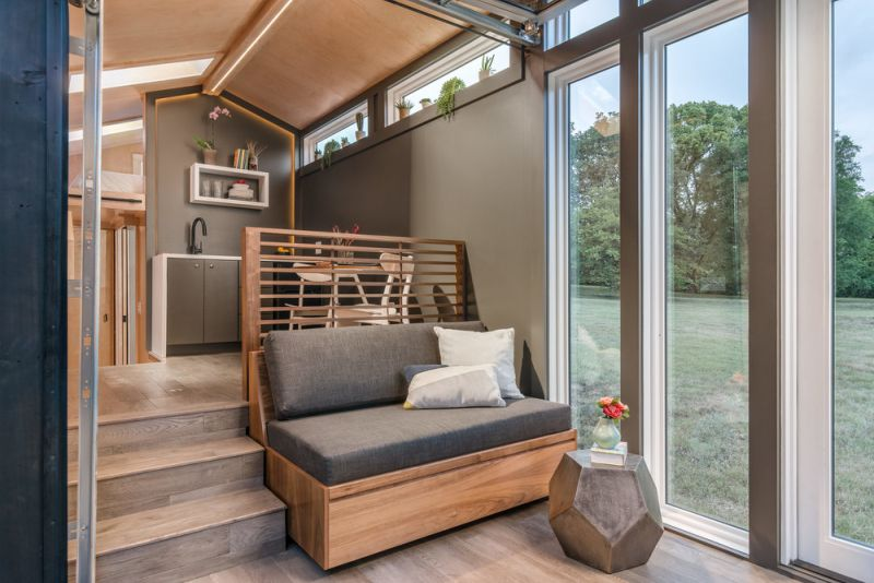 Orchid Tiny House by New Frontier Homes