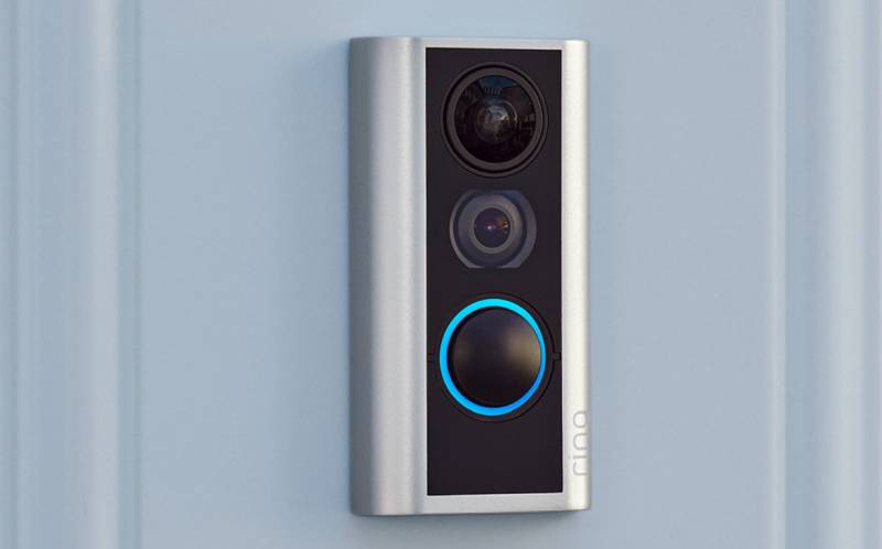 Ring Door View Cam Video Doorbell