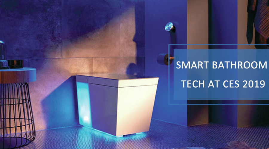 Smart Bathroom Tech at CES 2019