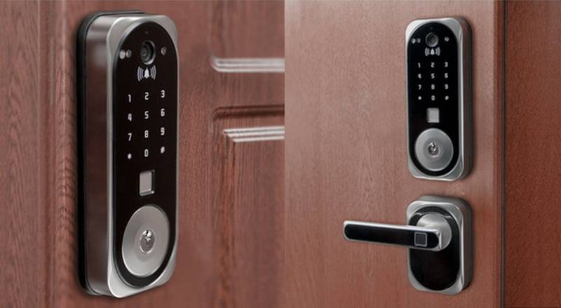 Elecpro Group's US:E Smart Locks with Fingerprint Scanner & 3D Facial Recognition