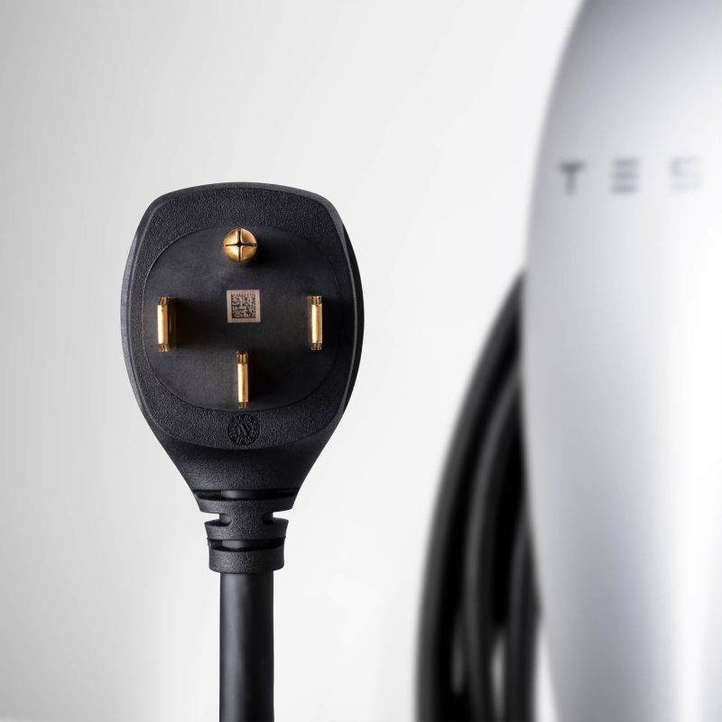 Tesla's New Car Charging Station for Homes